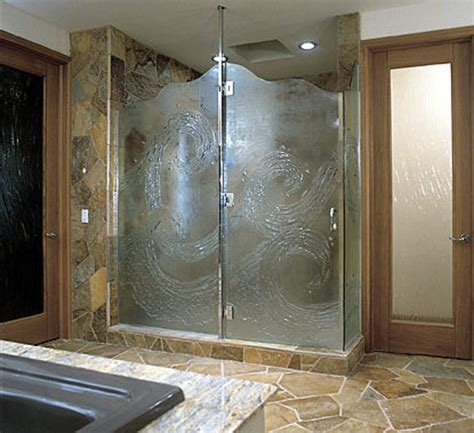 glass shower door 15 decorative glass shower doors designs for a bathroom