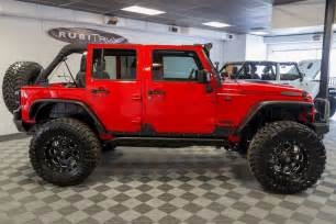 2015 custom jeep wrangler rubicon unlimited
