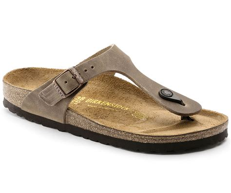 Fl Brown by Birkenstock Gizeh Fl W Sandal Brown