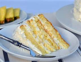 Super Bowl Main Dishes - a pilot s favorite cake pineapple coconut cake with whipped cream icing everyday southwest