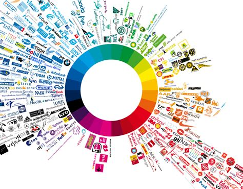 logo colors colours in branding imediavan
