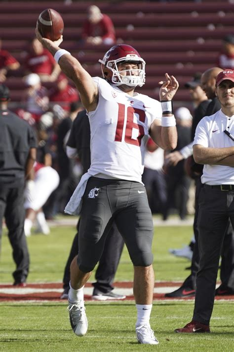 late field goal    washington state win    stanford control  pac  north