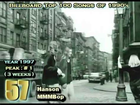 billboard top 100 house music billboard top 100 singles the nineties youtube