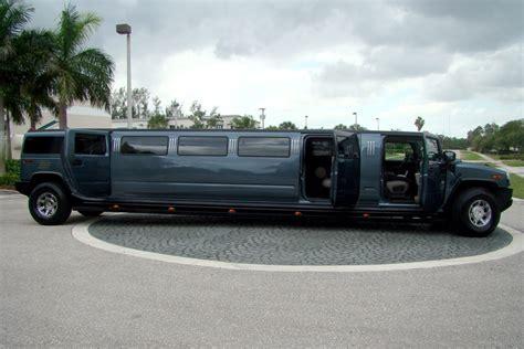 hummer limousine blue hummer limousine miami ft lauderdale palm
