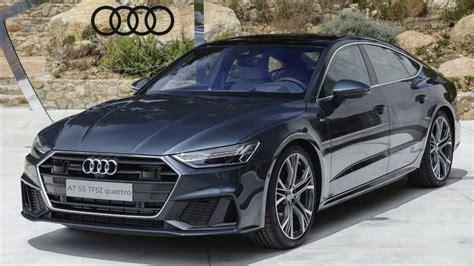 2019 Audi A7 Frankfurt Auto Show by 2019 Audi A7 Sportback 55 Tfsi Audi Review Release