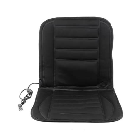 heated seat pad for car 12v universal car heated seat cushion cover 12v heater
