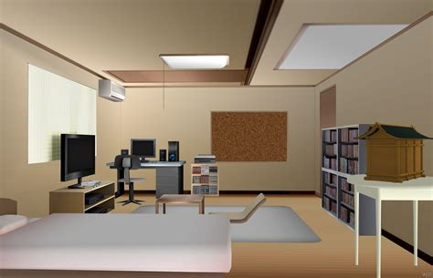 Mobile Home Interiors by Yandere Simulator Yandere Chan S Room Xps Only By