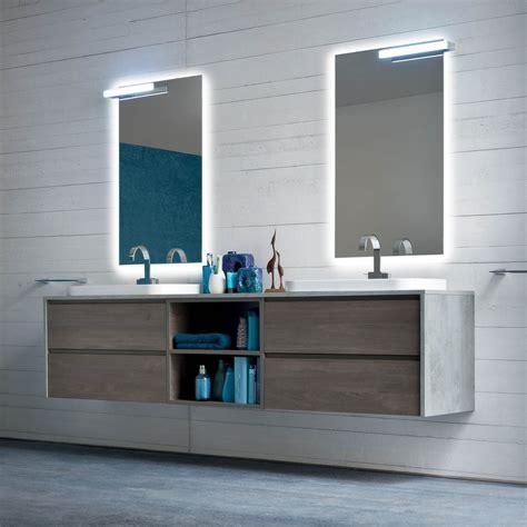 vasche da bagno doppie idee un bagno per due mobile con doppio lavabo