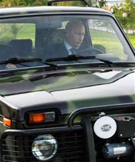 Lada Nz Putin Flaunts New Lada Niva Stuff Co Nz