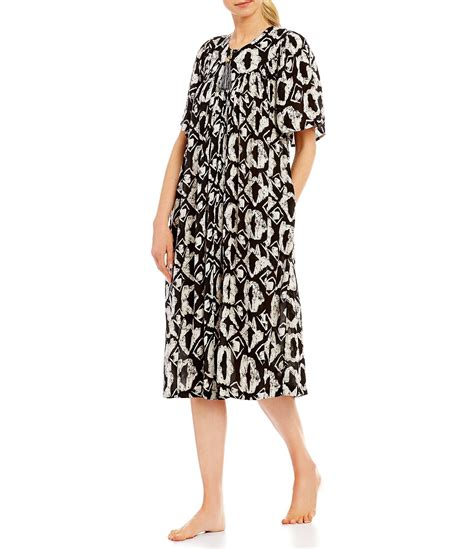 go softly tasseled tie dye crinkled patio dress dillards