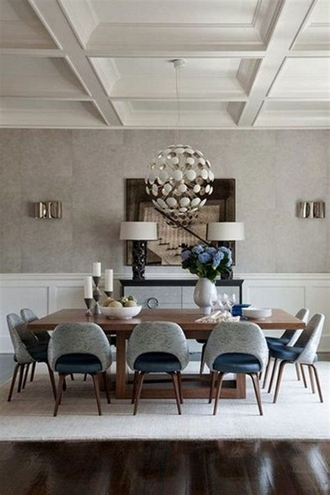 25 best ideas about luxury dining room on