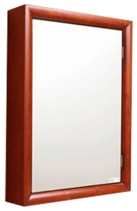 cherry finish medicine cabinet surface mount medicine cabinet cherry wood finish 22