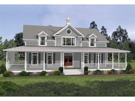 country home plans with front porch milner country home plan 013d 0050 house plans and more