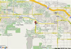map of la quinta california map of homewood suites by la quinta ca la quinta