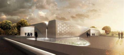 Online Building Plan beukenhof auditorium and crematorium asymptote
