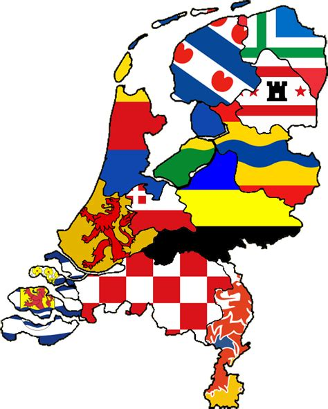 netherlands map and flag flags of provinces of the netherlands maps and visuals