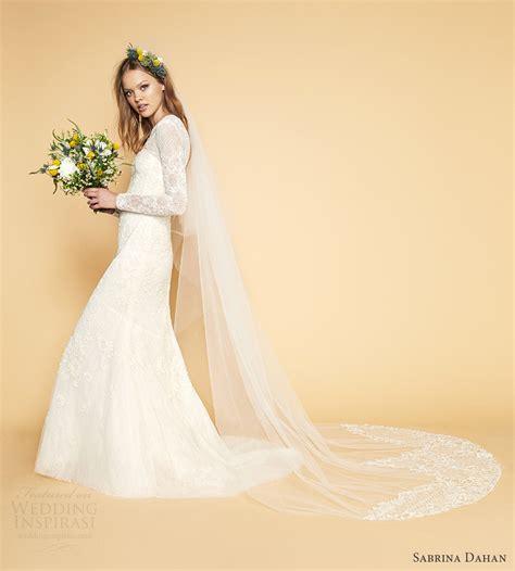 Dress Sabrina Flowers Vintage sabrina dahan bridal 2017 wedding dresses wedding