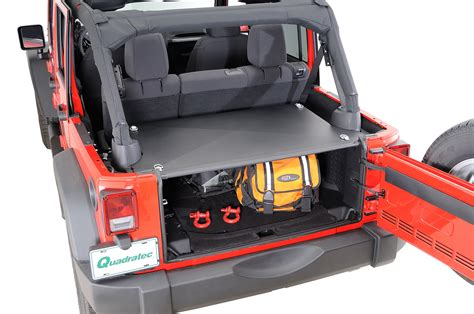 jeep tailgate storage tuffy security products tailgate security enclosure for 07