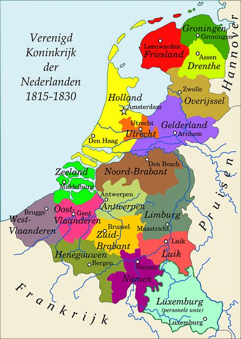 kingdom netherlands map free vector graphic map netherlands kingdom history