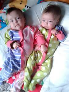 Identical Twin Girls Neve And Belle Boitelle Die Of
