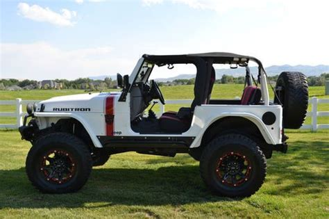 Jeep Rubicon 1998 Find Used Brand New Ground Up Restored 1998 Jeep Wrangler