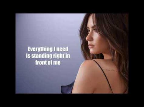 demi lovato tell me you love me lyrics spanish demi lovato tell me you love me lyrics pictures youtube