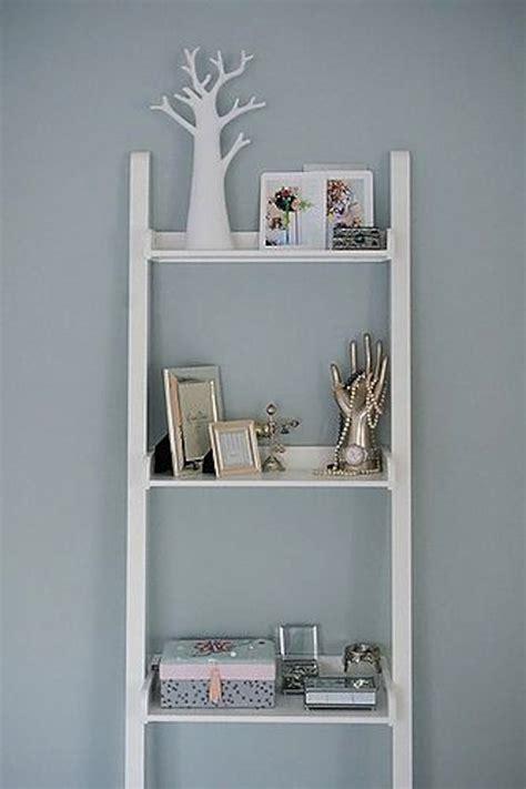 bedroom shelf 30 ladder shelf exles