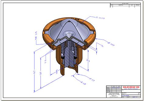 pattern sketch solid edge extending product manufacturing information to 2d drawings