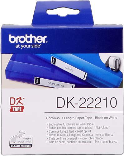 Dk Series Dk Continuous Length Dk 22210 dk 22210 labels for less