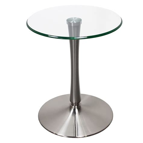 Glass Side Table Gosit New Glass Top Side Table National Office Interiors And Liquidators