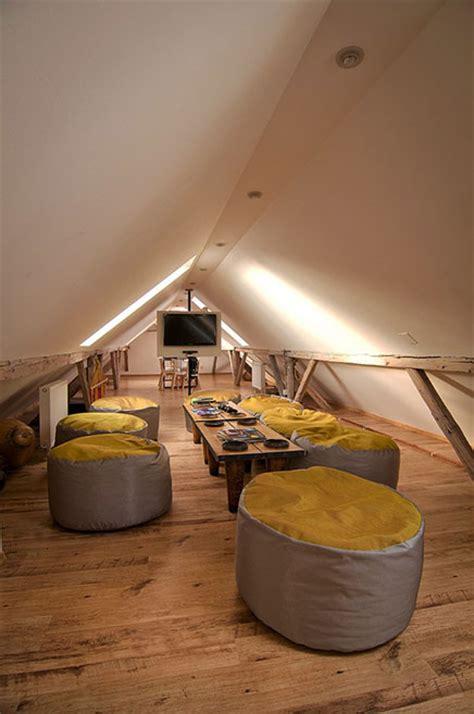 Dachboden Einrichten by B 252 Ro Auf Dem Dachboden Wohnideen Einrichten