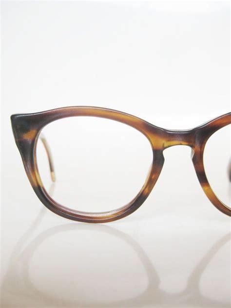 vintage 1960s liberty cat eye glasses eyeglasses