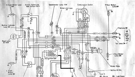 wiring diagram of honda tmx 155 contact point wiring