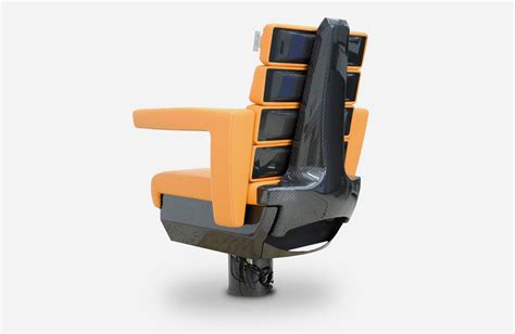 Wheelchair For Cabin Seat by Features Inairvation