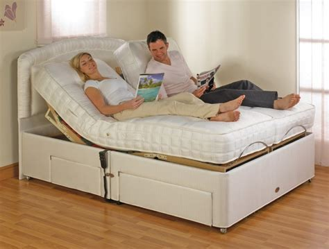 furmanac mibed emily ft double electric adjustable bed