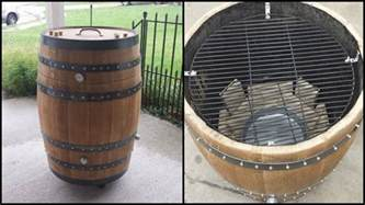Recycled Countertop Materials how to build a whiskey barrel bbq smoker page 1