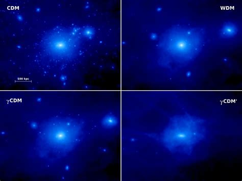 galaxy matter interactive matter could explain way s missing