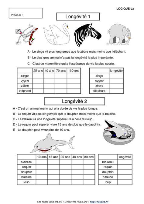 diagramme ombrothermique exercice corrigé pdf probl 232 mes de logique cm1 cm2 exercices corrig 233 s