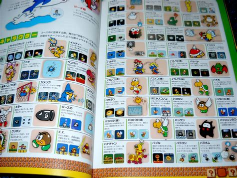 enciclopedia super mario bros super mario bros encyclopedia headed to north america europe nintendo