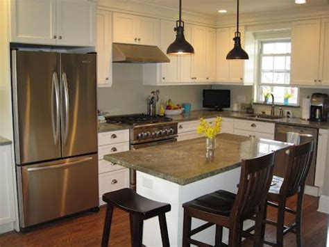 small l shaped kitchen with island small l shaped kitchen designs with island search