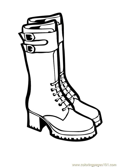 coloring page shoes coloring pages shoes entertainment gt shoes free