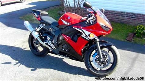 Yamha R 2004 2004 yamaha r6 gyt r exhaust
