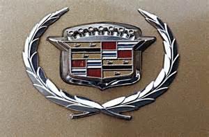 Cadillac Badges Cadillac Symbol