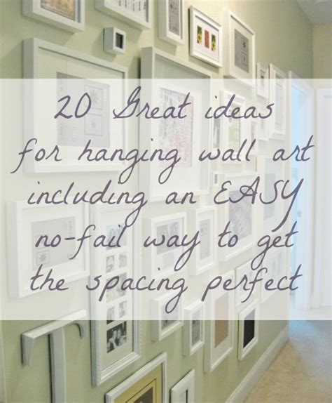 hanging pictures ideas wall art ideas tips for hanging arranging laurel home