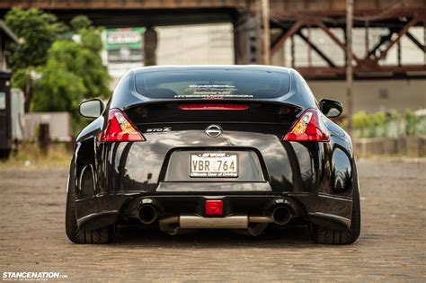 nissan 370z stance living a jimmy s nissan 370z stancenation