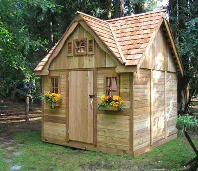 Simple Shed Plans In Building Your Own Outdoor Sheds Cool Garden Shed Ideas
