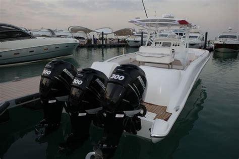 boat manufacturers qatar halul boats sells all six boats on display at qibs 2014