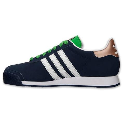 adidas samoa collegiate navy blue casual mens sneakers shoes d74377 ebay