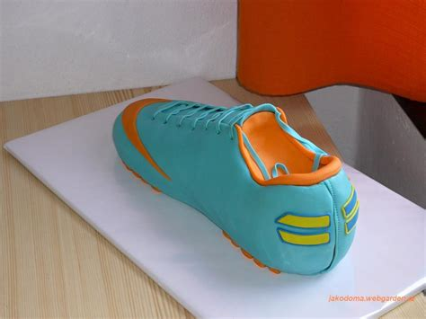 football shoe cake football shoe cakecentral