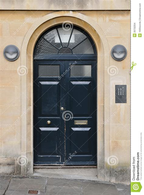 Front Door With Holiday Lights Stock Image Cartoondealer Front Door Light Timer